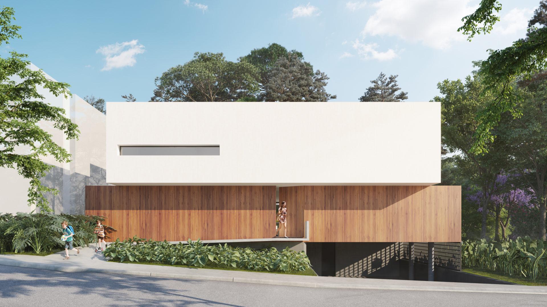 RESIDÊNCIA ELEVEN – arquitetônico